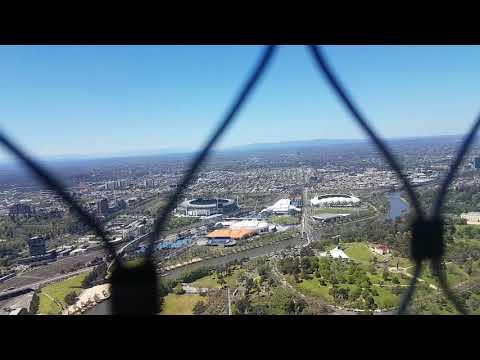Vlog 5: Melbourne Adventures - Eureka Skydeck 17.10.17