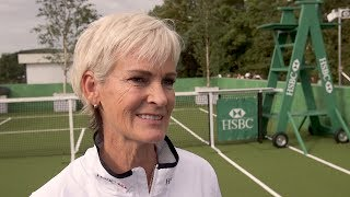 Wimbledon 2017 - Judy Murray Interview On Andy Murray's Prospects