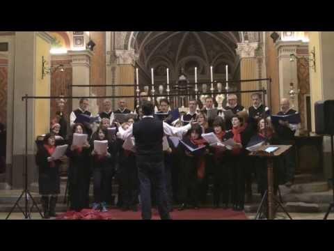 Coro Tre Ponti - Hark the herald (D. Phelps) - Cantare insieme per il Natale 2011