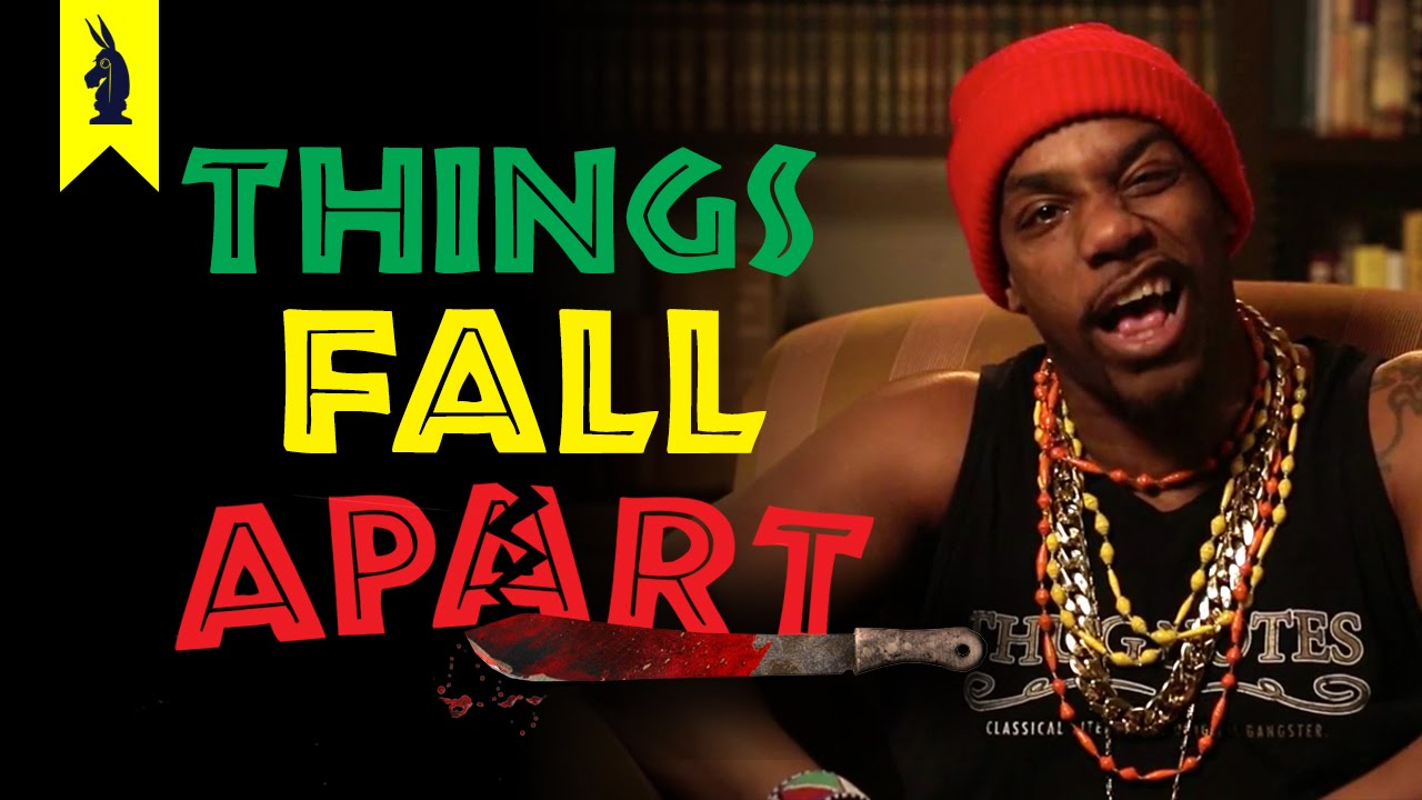 Things Fall Apart   Thug Notes Summary And Analysis   YouTube