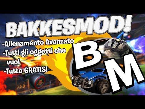 BAKKESMOD! Gli Oggetti Che Vuoi & Allenamenti Avanzati A GRATISSE! |Rocket League ITA| thumbnail
