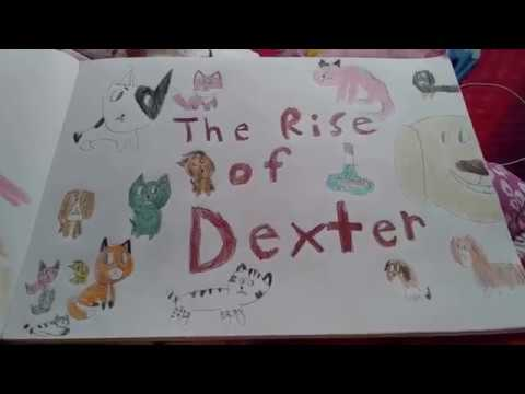 ecefe11fa8e Beanie Boo Wolf Pack The Rise Of Dexter season 1   episode 1 - YouTube