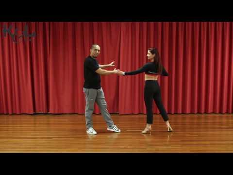 BRAZILIAN ZOUK ONLINE CLASS With Kadu And Larissa -