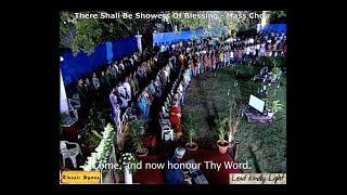 There Shall Be Showers of Blessing - 300 Voice Mass Choir - Classic Hymns Lead Kindly Light