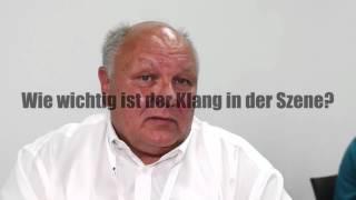 HIGH END 2016 München - Ingo Hansen (Phonosophie)