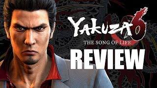 Yakuza 6: The Song of Life Review - Is Kiryu