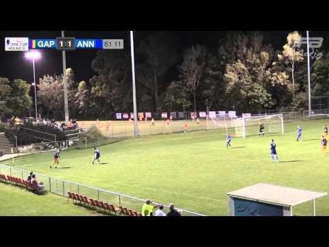 FFA Cup Qual Rd3 The Gap v Annerley