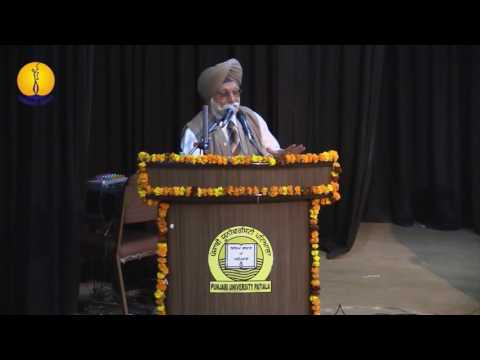 Seminar on Gurmat Sangeet achievements and prospects : Dr  Jasbir Singh Ji Sabar First seasson