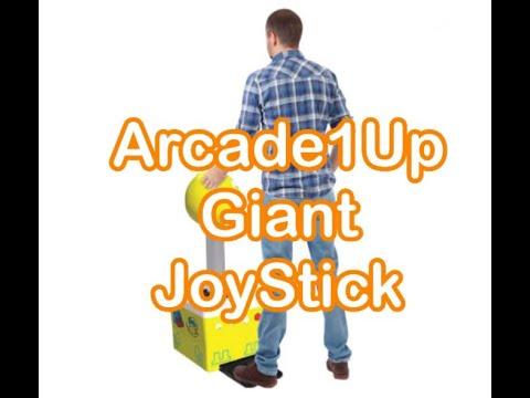 Arcade1Up Giant Pac Man Joy Stick Arcade 1Up Pac-Man JoyStick from rarecoolitems