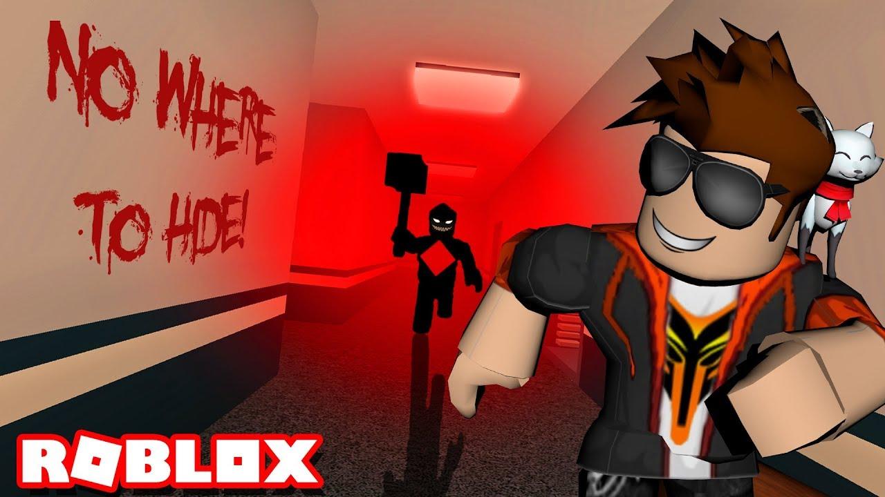 Nunca Subestime A Besta Roblox Flee The Facility Youtube Nowhere To Hide Roblox Flee The Facility Hallway Challenge Youtube