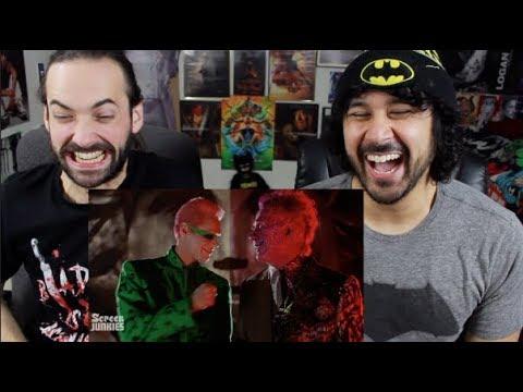 Honest Trailers - BATMAN FOREVER REACTION!!!