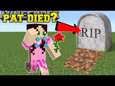 Minecraft: PAT IS DEAD!?!? - Mini-Game thumbnail