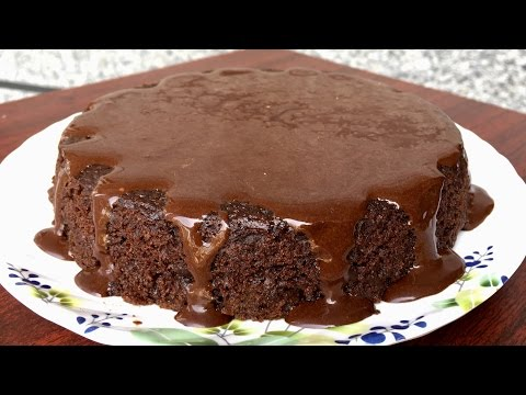 Healthy Chocolate Cake   Kitchen Time with Neha
