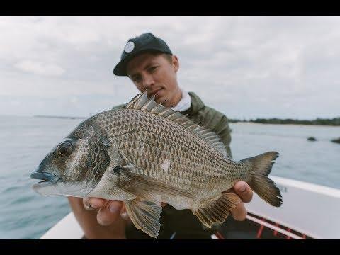 Bream Fishing - (Yamba Australia)