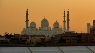 A Tourist's Guide to Abu Dhabi, United Arab Emirates