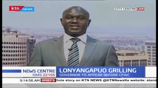 Lonyangapuo to appear before CPAIC to respond to audit queries