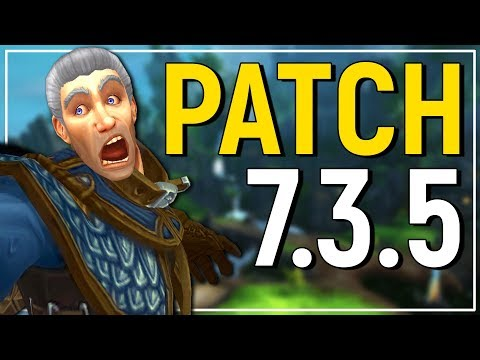 Legion's Epilogue Patch: The Major Features of Patch 7.3.5 & Expected Release Date