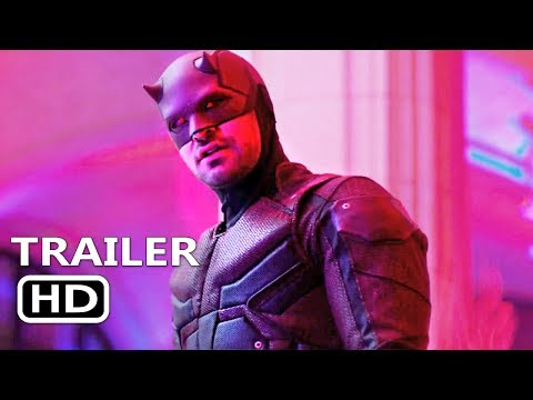 Thumbnail: MARVEL'S THE DEFENDERS New Official Trailer (2017) Super Heroes, Netflix