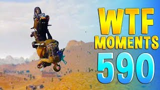PUBG WTF Funny Daily Moments Highlights Ep 590
