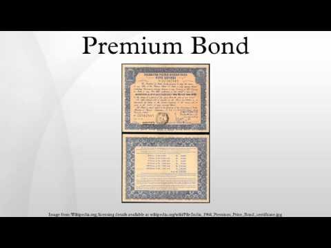 premium-bond