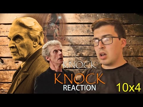 Doctor Who Knock Knock Reaction