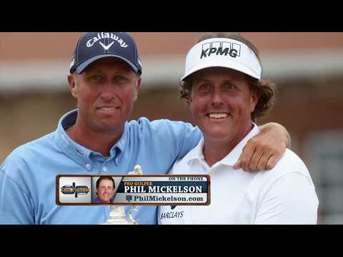 """Phil Mickelson Reveals Why He Parted Ways with Long-time Caddie Jim """"Bones"""" Mackay 