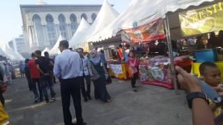 Jom Cari Bazaar Ramadhan 2016 Fauzuly Hamdan - Episode 6 Putrajaya Part 1