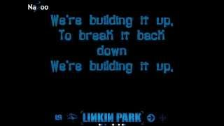 BURN IT DOWN - LINKIN PARK (Lyric HD)