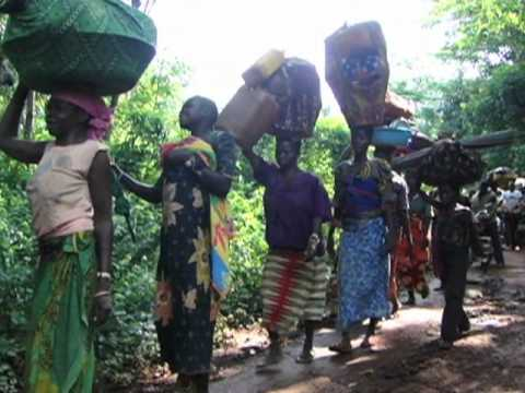 UN Rushes to Aid Refugees in Congo