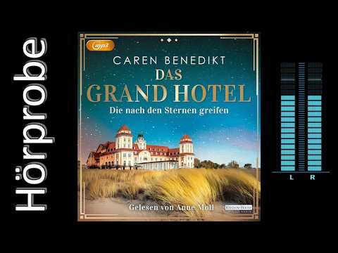 Das Grand Hotel YouTube Hörbuch Trailer auf Deutsch