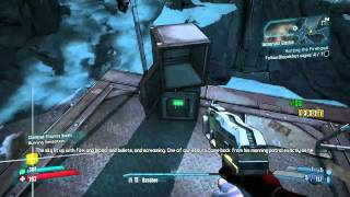 Borderlands 2 (Solo) Maya - Part 5 : Bandits playing with Fire
