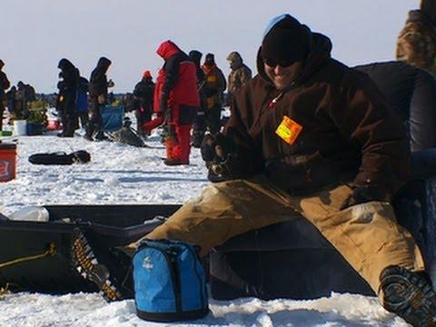Minnesota's Ice Fishing Extravaganza