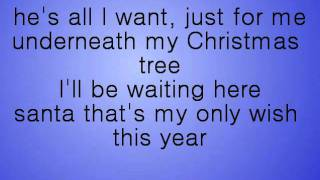 My Only Wish (This Year) lyrics - Britney Spears