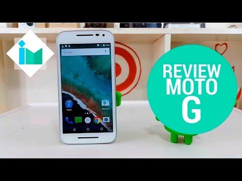 Motorola Moto G 2015 3rd  Gen - Review en español