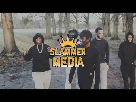 Dimzy & LD (67) - Slums (Ft. Tee Supreme) [Music & Lyric Video] | Slammer Media