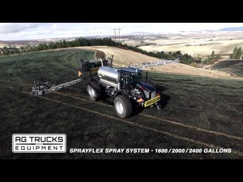 Ag Trucks And Equipment • RBR Vector / Sprayflex Spray System