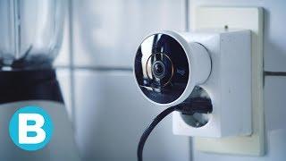 Deze beveiligingscamera heeft slimme features en handige add-ons