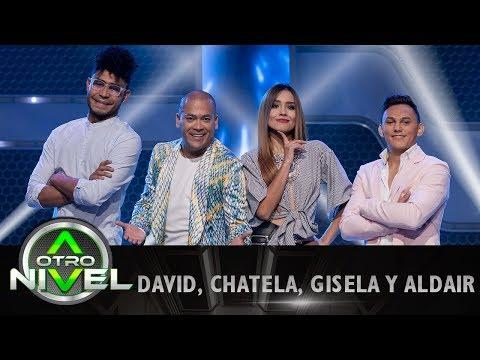 'Periódico de ayer' - David I., Chatela, Gisela G.,y Aldair J. - Fusiones | A otro Nivel