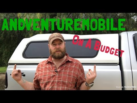 Building A Budget ADVENTUREMOBILE Conversion Part 1