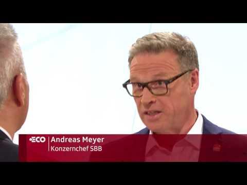 SBB und das finanzielle Fiasko – Im Studio: CEO Andreas Meyer