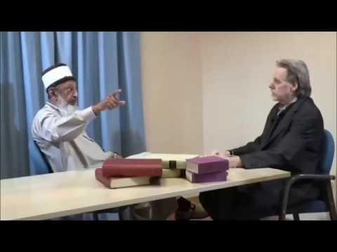 Interview de Sheikh Imran Hosein Par Christian Peschken à Genève.1\10\17