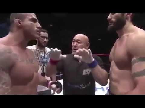 TERBARU!!PERTANDINGAN ANTAR DUA RAKSASA MMA