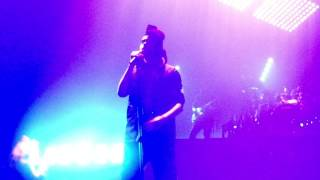 The Weeknd – In The Night / Dirty Diana (Live) – Worcester, MA – Nov 12, 2015