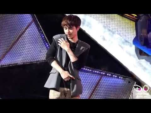 140718 The Lost Planet in Shanghai - Angel (D.O. focus)
