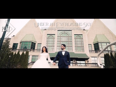 Winter Persian Wedding Vancouver Highlight - Swan E Set
