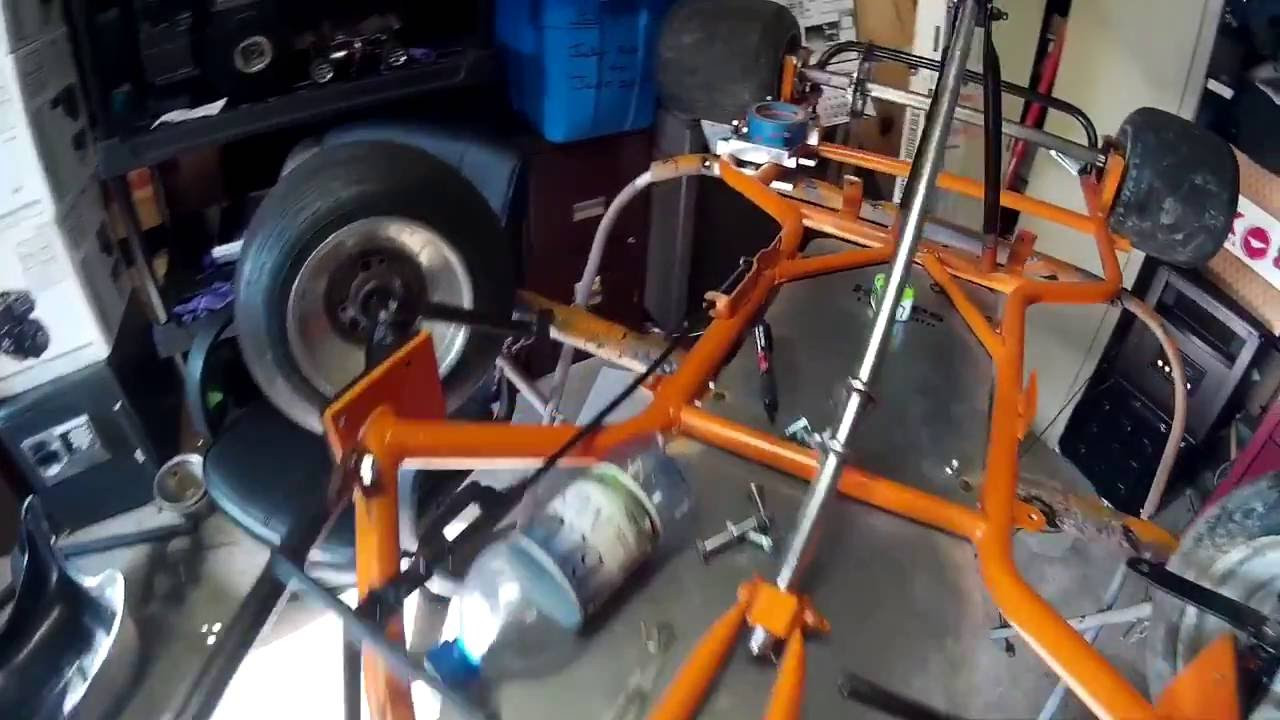 $30 Dollar Go Kart Parts Installation