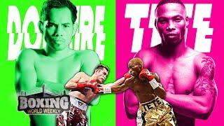 WBSS: NONITO DONAIRE VS. ZOLANI TETE  | Super Series Championship Preview | BOXING WORLD WEEKLY