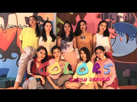Jason Derulo - Colors Choreography