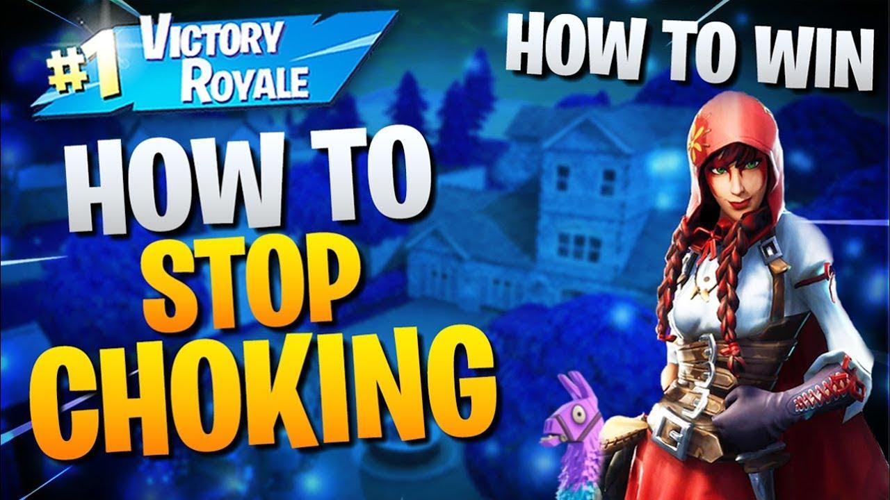HOW TO WIN | Winning Under Pressure (Stop Choking ...