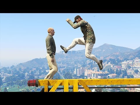 GTA 5 Ragdolls & Funny Moments Compilation vol.3 [Euphoria Physics]